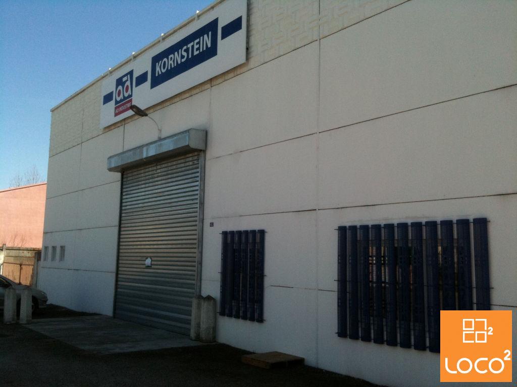 Entrepôt / local industriel Toulouse Nord 1000 m2