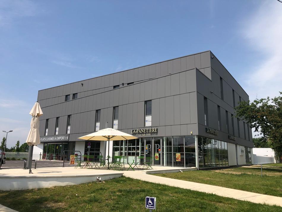 EASTPARK - Bureaux NEUFS à louer à Toulouse de 381 m2