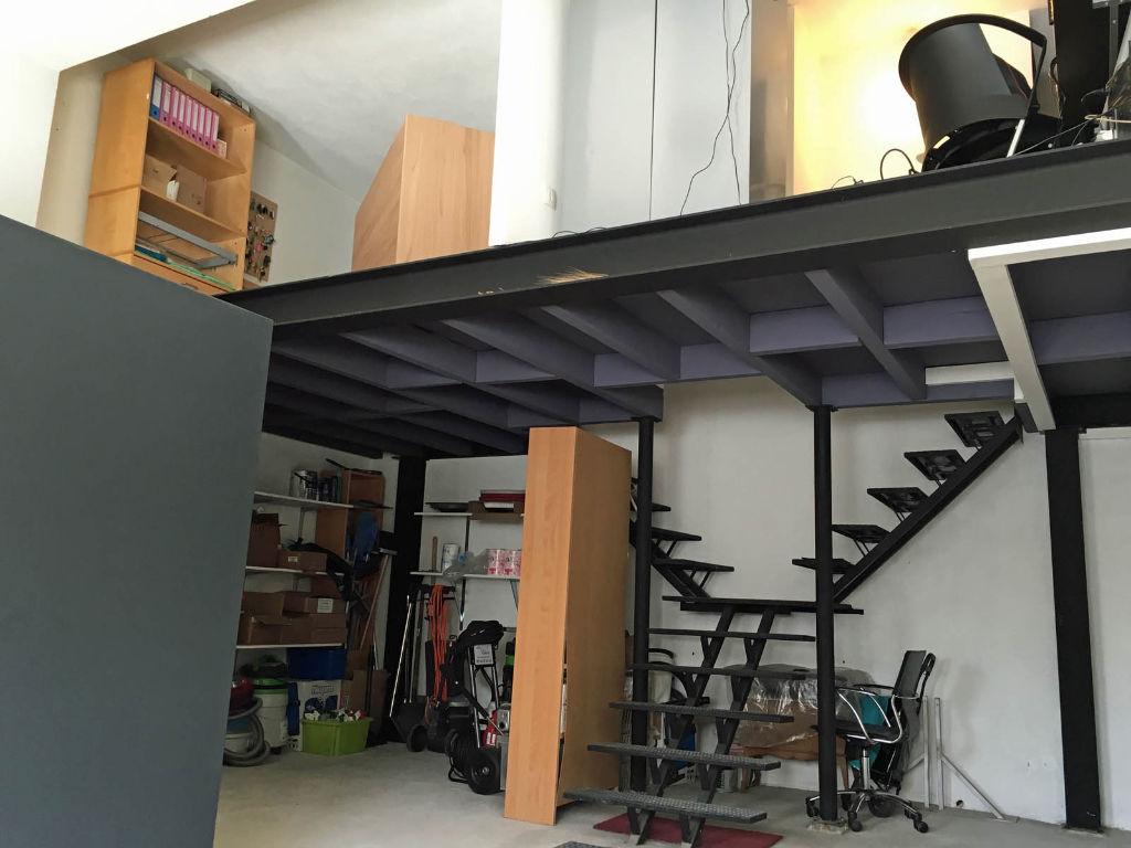 Bureaux atypiques de type LOFT de 68 m2 à vendre Toulouse Centre