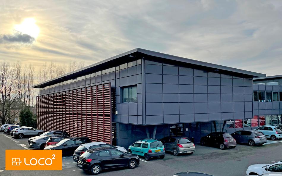 Location de bureaux 40 m2 à Saint Jean