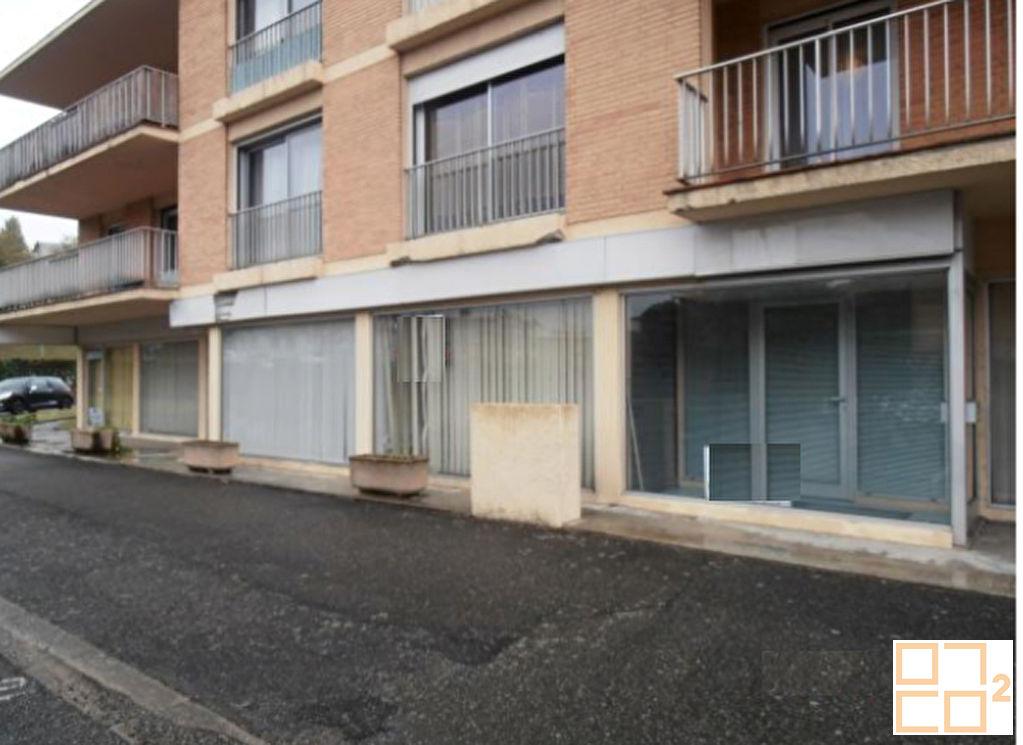 Local commercial/bureaux de 50 m2 à louer à Ramonville Saint Agne