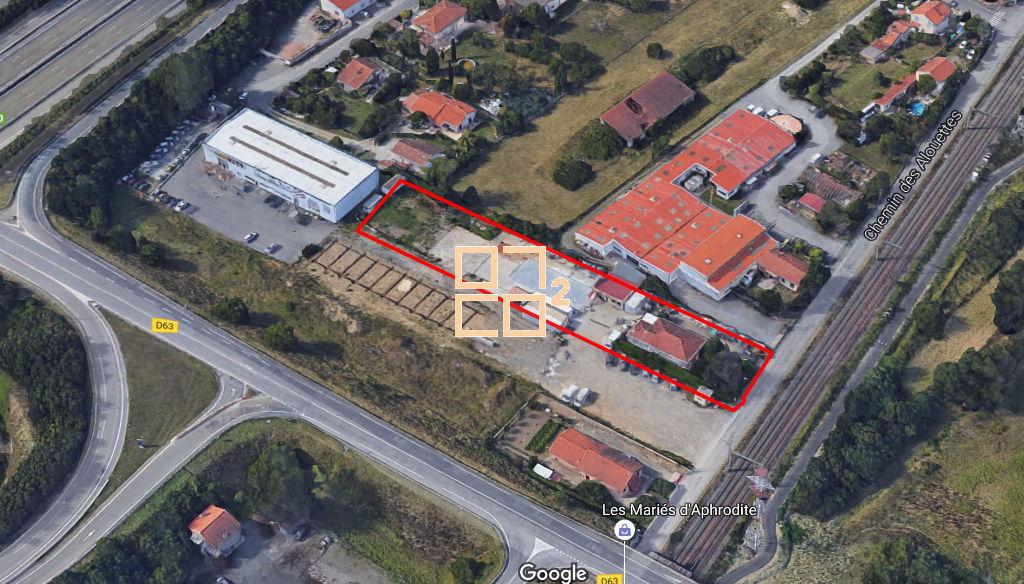 Local d'activité à vendre Portet-sur-Garonne 220 m²