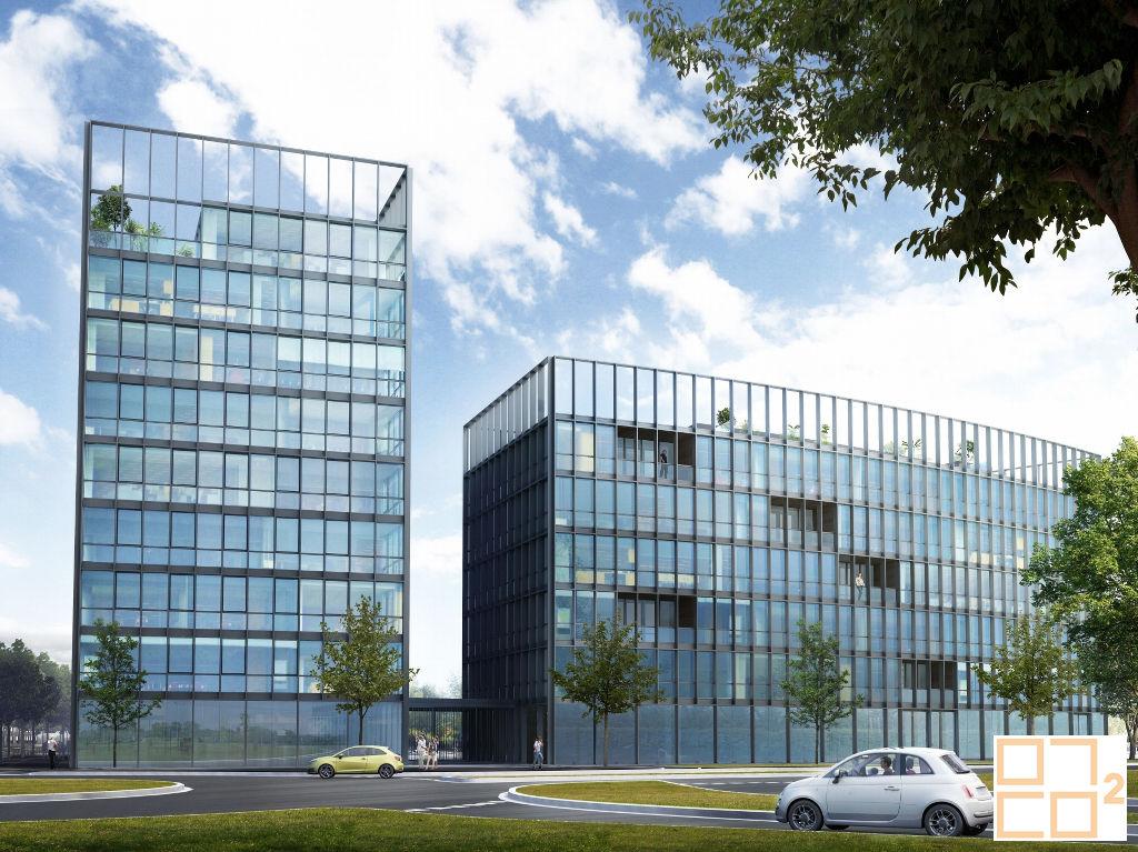 DUBARRY  bureaux à louer Toulouse Purpan à partir de 300 m2