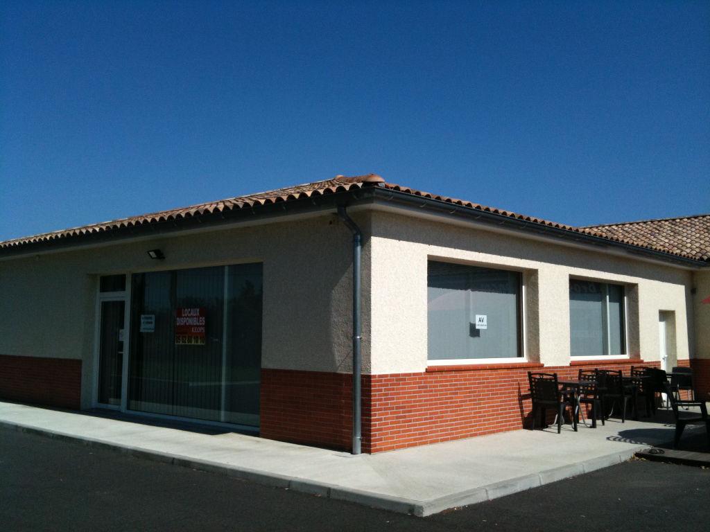 Local commercial/Bureaux commerciaux à vendre de 54 m2 à Leguevin