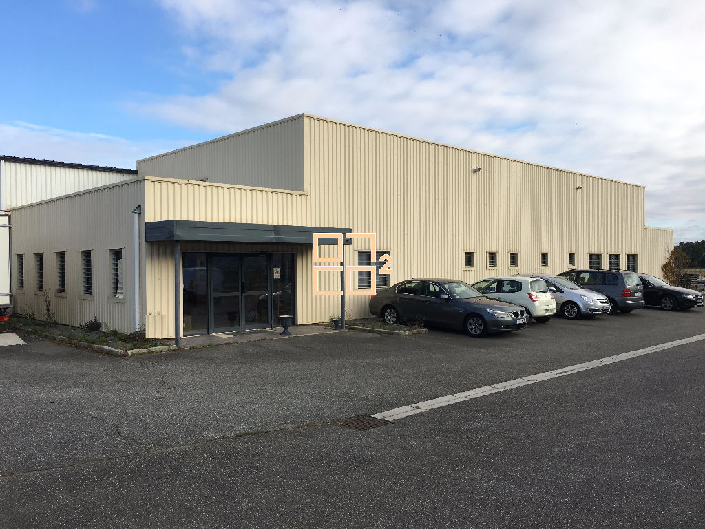 Local d'activité à vendre Bonrepos Sur Aussonnelle 2 300 m²