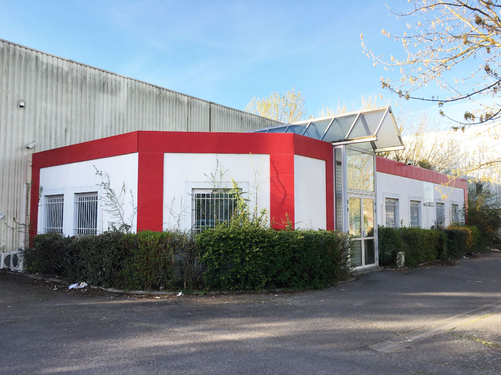 Local d'activité à vendre L'Union 1 000 m²