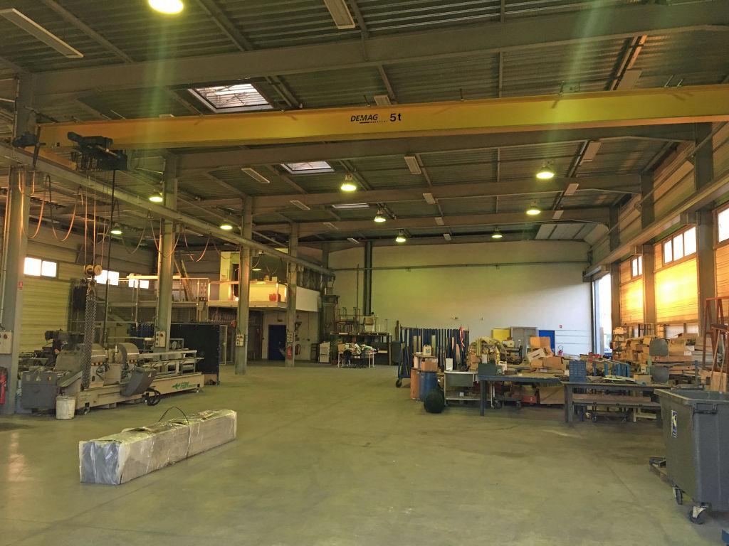 Bâtiment d'activité à louer de 1 215 m2 à Plaisance Du Touch