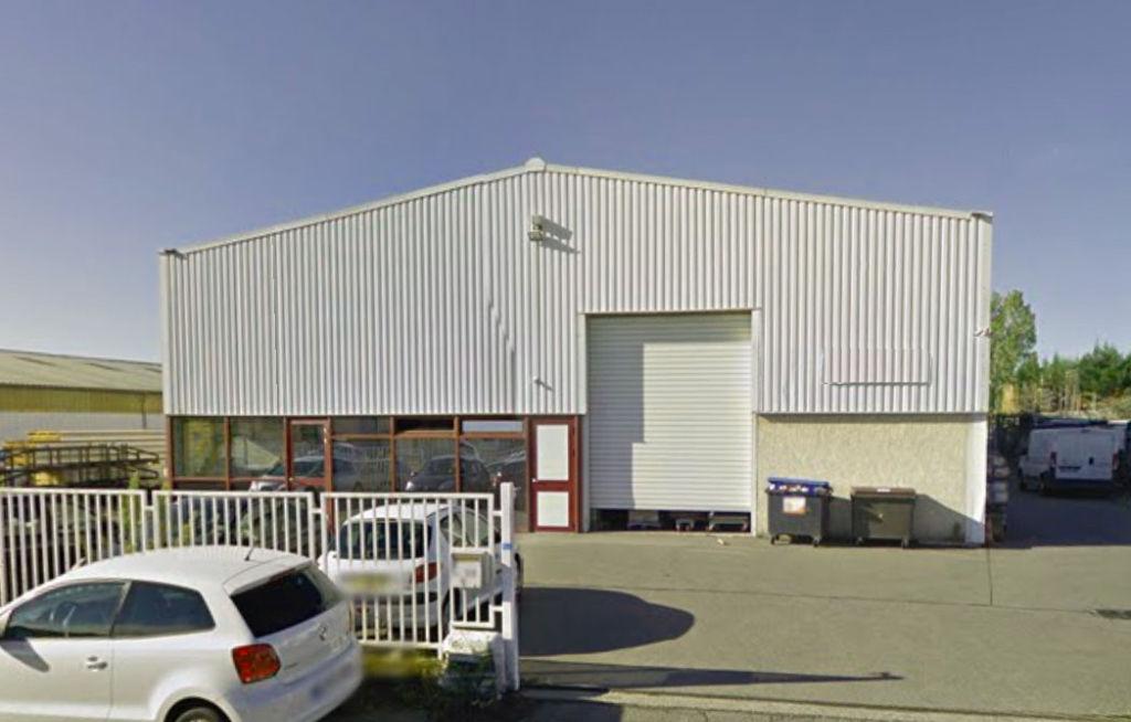 Local d'activité à louer de 790 m2 à Cugnaux
