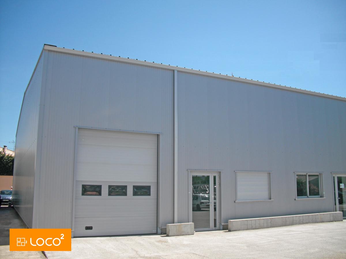 Location local d'activité Escalquens 220 m²