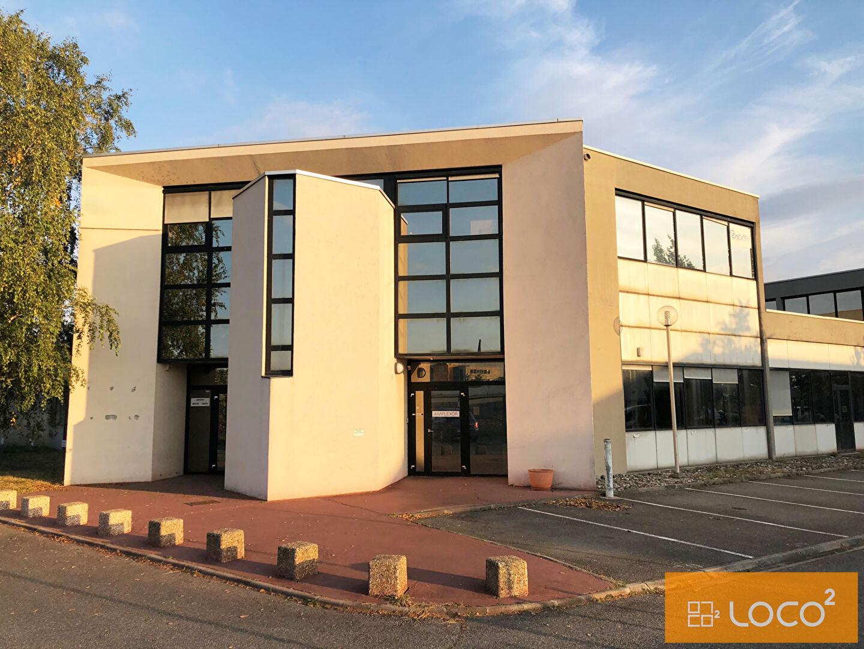 Location de bureaux Toulouse / AEROTECH