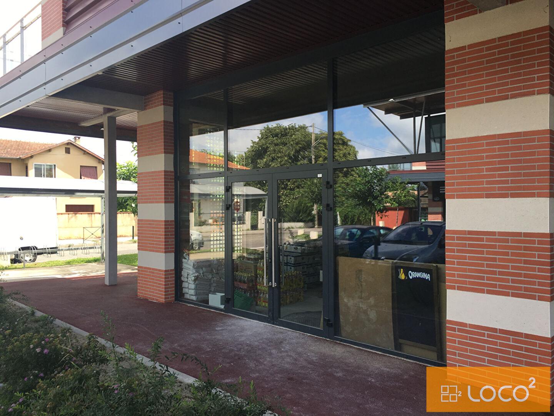 Toulouse croix daurade - local commercial à louer de 80 m2