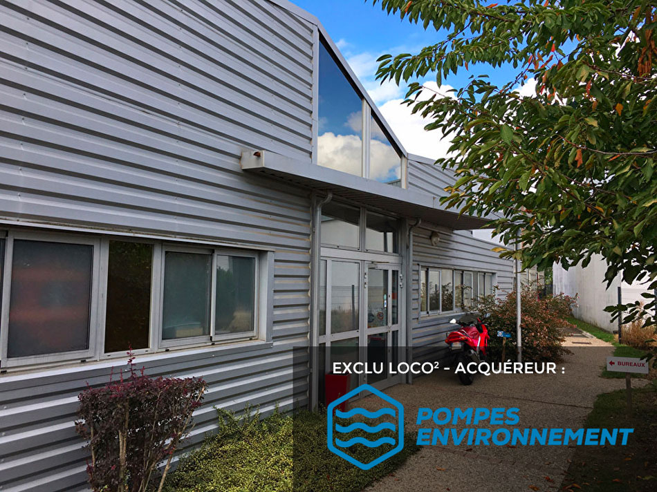 A vendre bâtiment - ZI EN JACCA