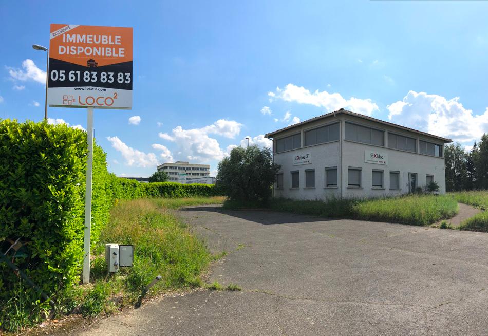 Exclusivité - Bureaux Toulouse Montaudran 300 m²