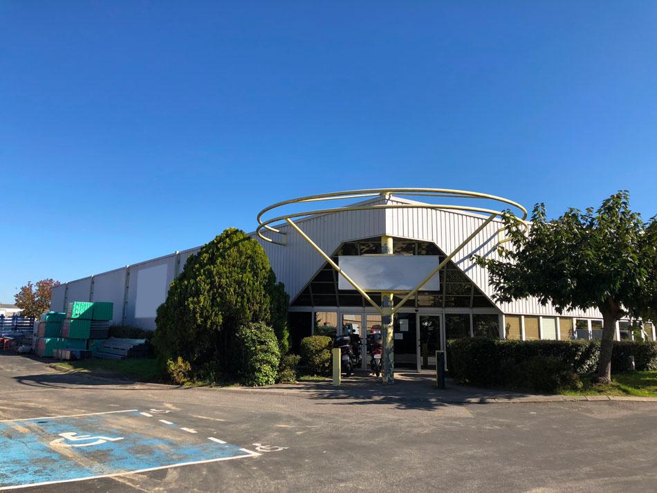 Local d'activité à vendre Toulouse 3 000 m²