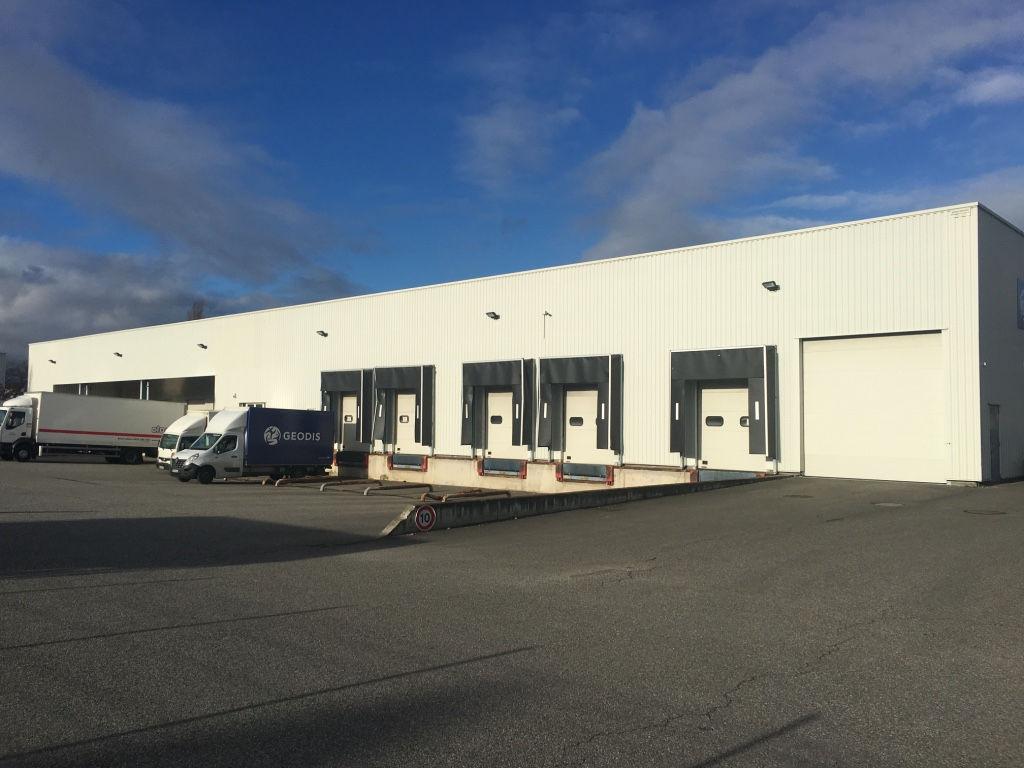 Entrepôt de 2800 m2 à Portet sur garonne - Toulouse Sud Ouest