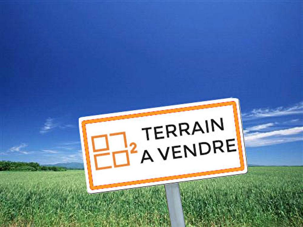 Terrain de 7 100 m2 à St JORY - Toulouse Nord