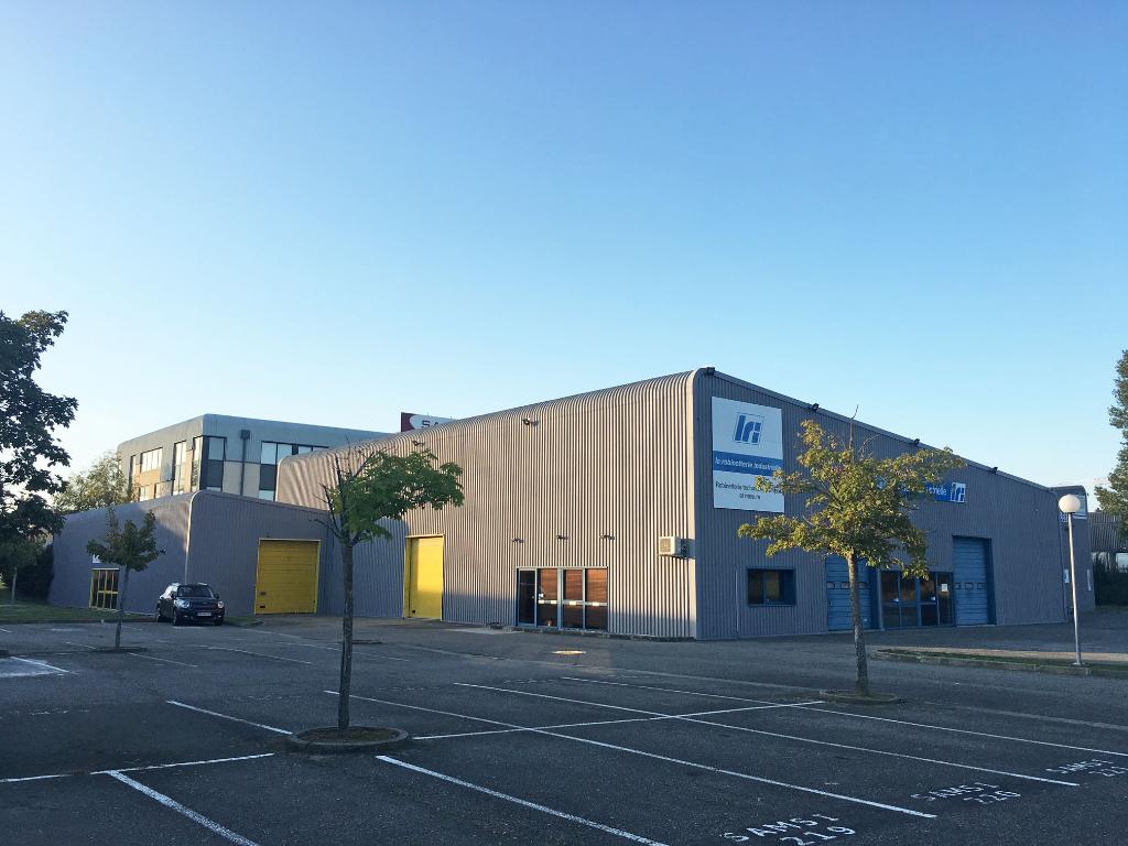 Toulouse MONTAUDRAN AEROSPACE - local d'activité