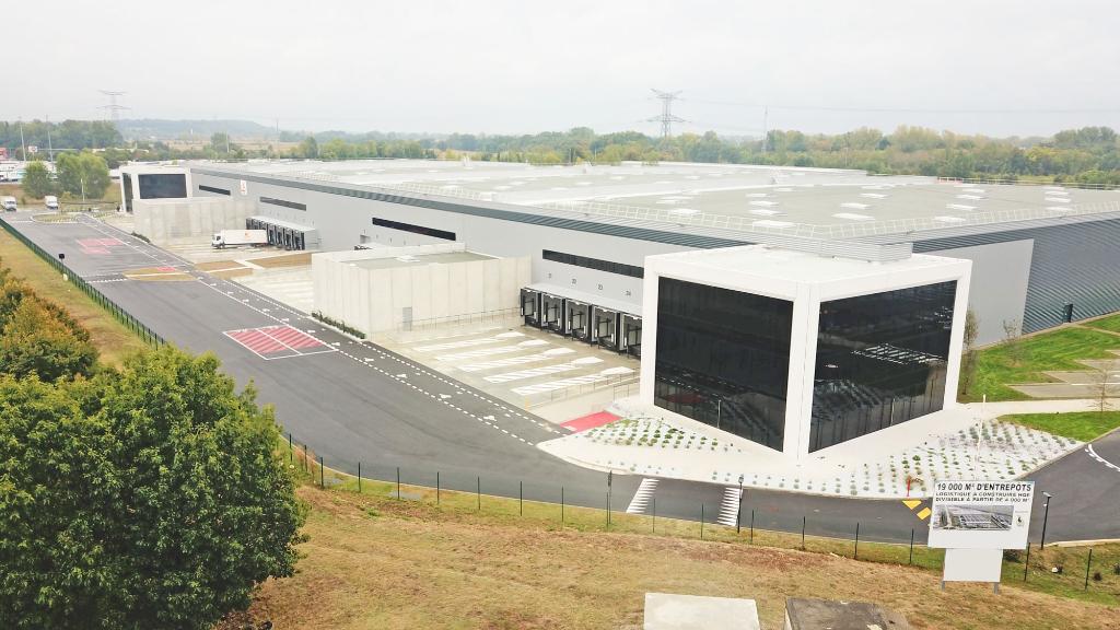 Cellules logistiques à louer EUROCENTRE - Castelnau d'Estrétefonds