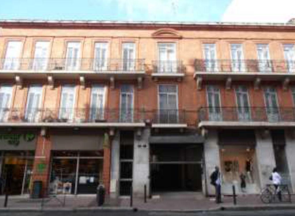 Bureaux à Toulouse en hyper centre