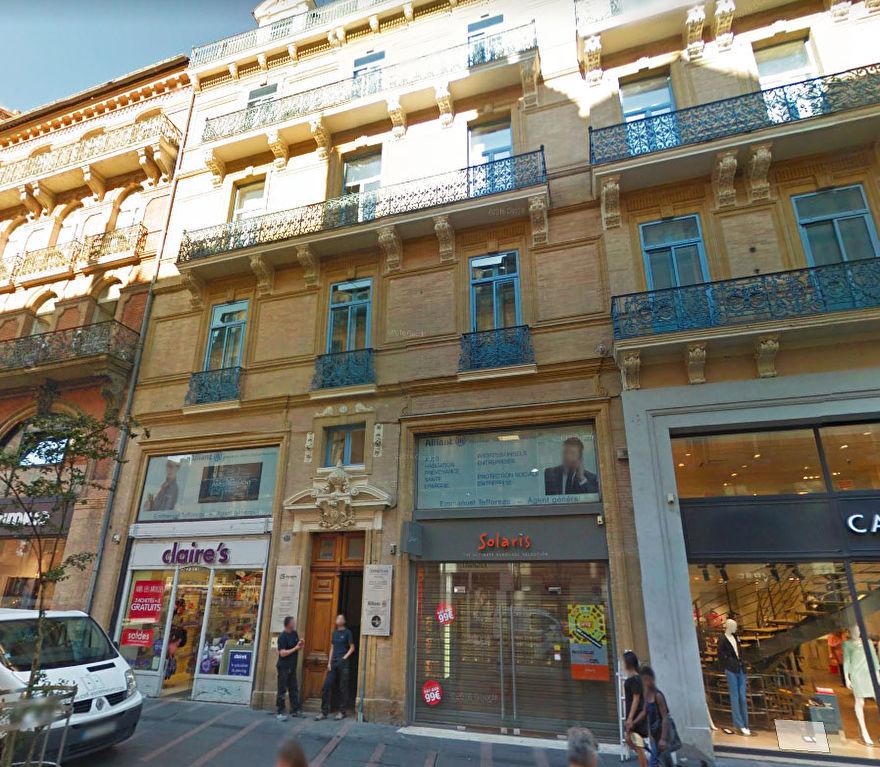 Bureaux disponibles Toulouse Hyper centre