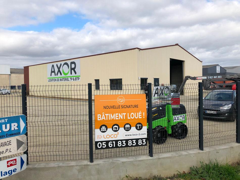 ZI TERROIR, bâtiment d'activité disponible