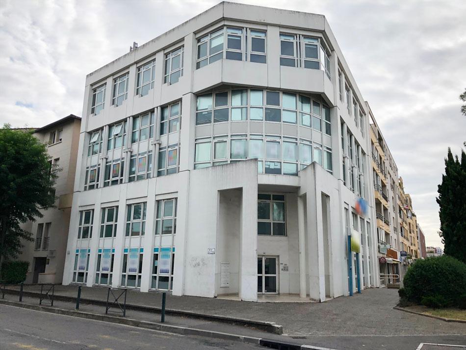 Immeuble de bureaux pleine propriété à Toulouse
