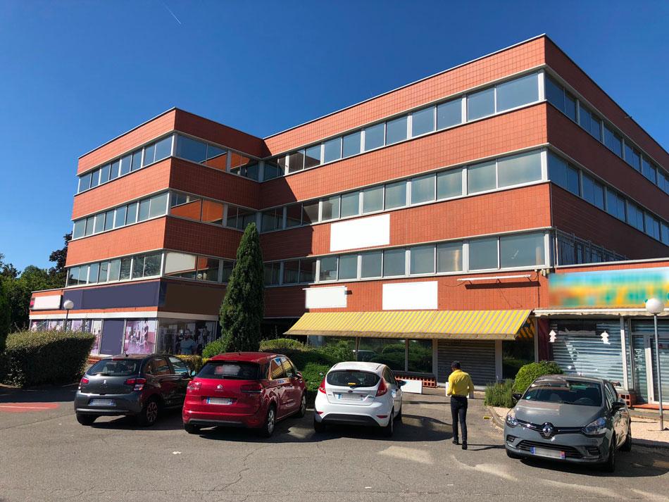 Bureaux à Toulouse Purpan
