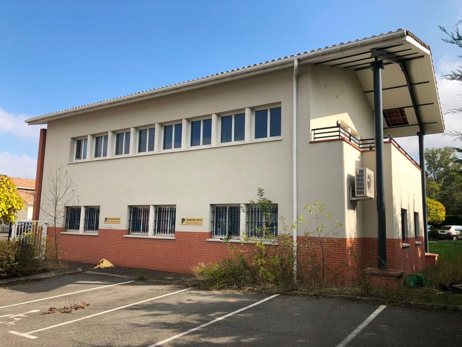 Immeuble de bureaux indépendant à Toulouse Purpan