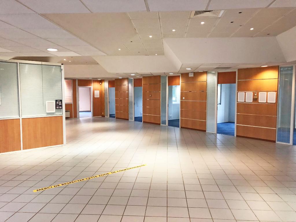 Bureaux Toulouse 624 m²