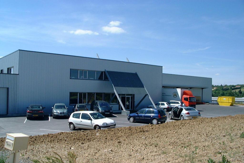 Local d'activité Mondouzil 2 090 m²