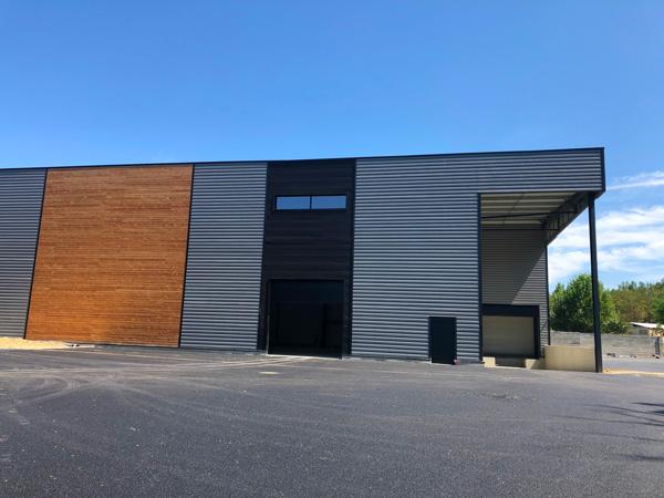 À louer locaux d'activité neufs à Eurocentre - Bouloc
