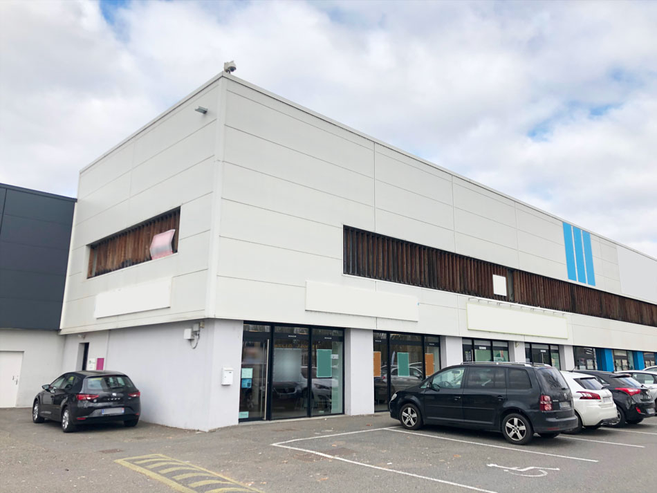 Local commercial Montauban 320 m2