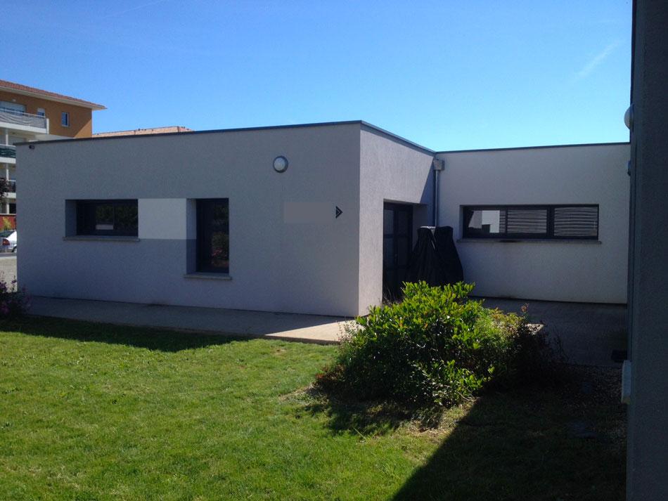 Bureaux Quint Fonsegrives 300 m²