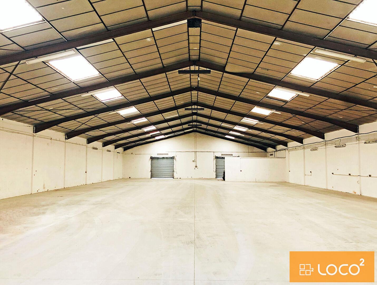 A louer entrepôt à SAINT ALBAN