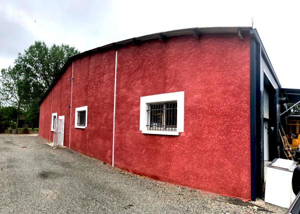Local d'activité à louer Villeneuve Tolosane