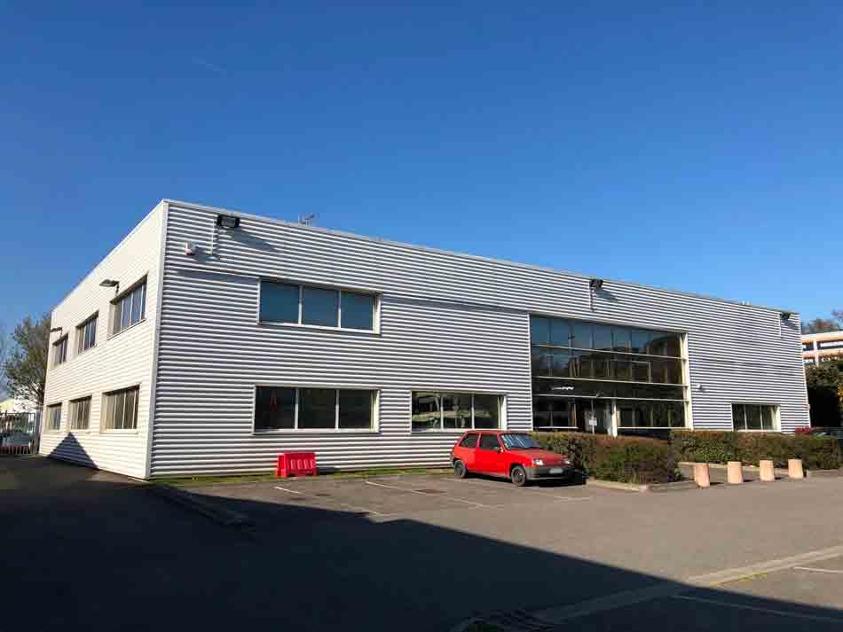 Bâtiment commercial à louer Toulouse Gramont