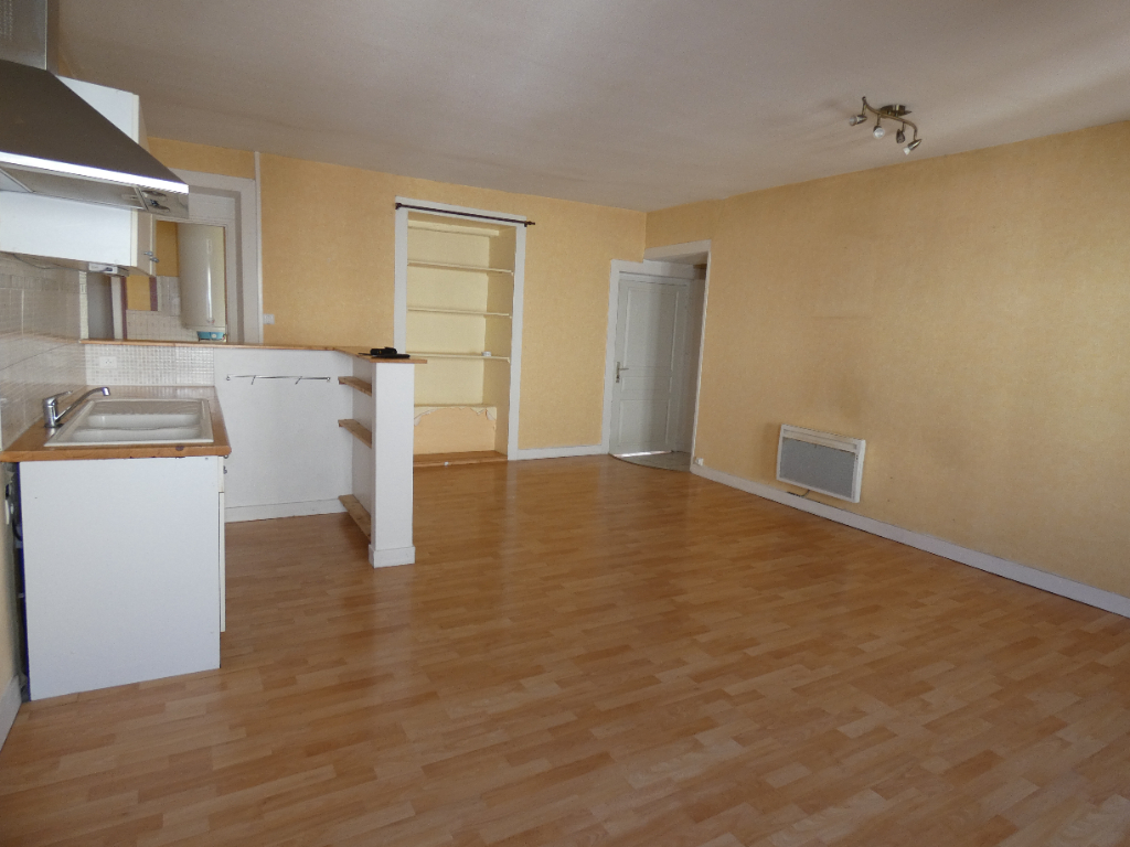 Centre Ville de Guer, Appartement T2