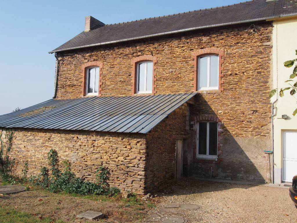 Maison GUER 114 m²
