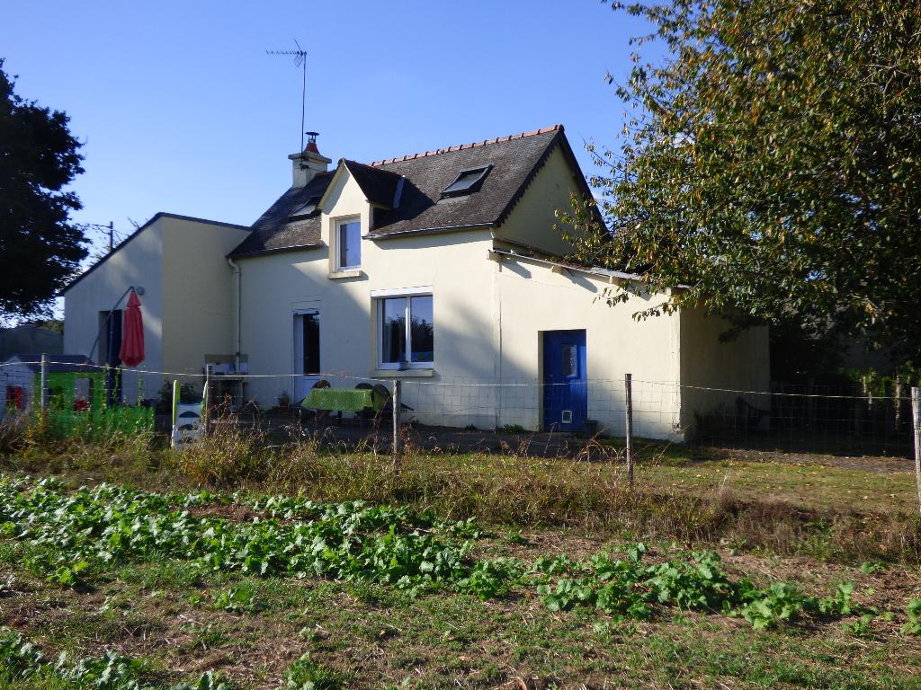 Maison Pleugriffet 3 pièce(s) 60 m2