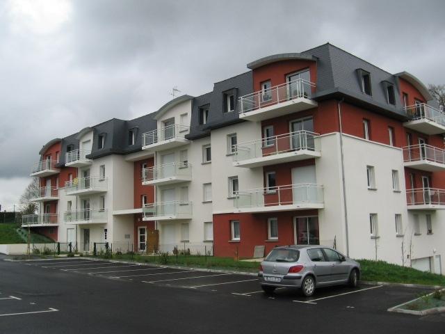 Appartement Mauron 3 pièce(s) 60 m2