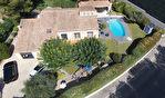 EXCLUSIVITE:Les Pennes Mirabeau: Villa de plain pied de type 5 de 130 m2 sur un terrain de 996 m2 .