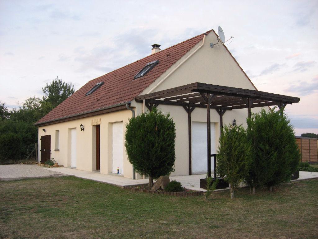 Maison Cloyes Les Trois Rivieres 5 pièce(s) 102.58 m2