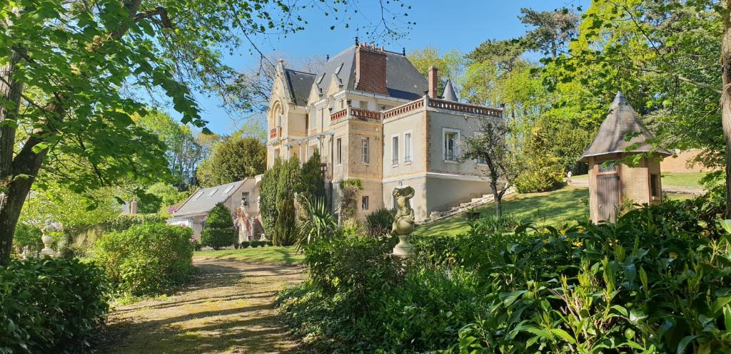 Gentilhommière en région Centre Val de Loire
