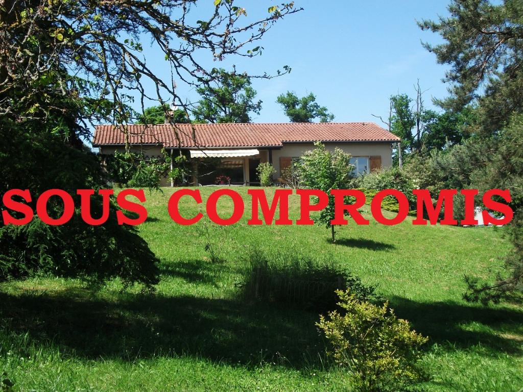 EXCLUSIVITE ,BULLY , villa dans cadre exceptionnel