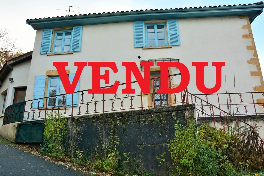 Maison de 125 m² hab env à EVEUX/L'ARBRESLE