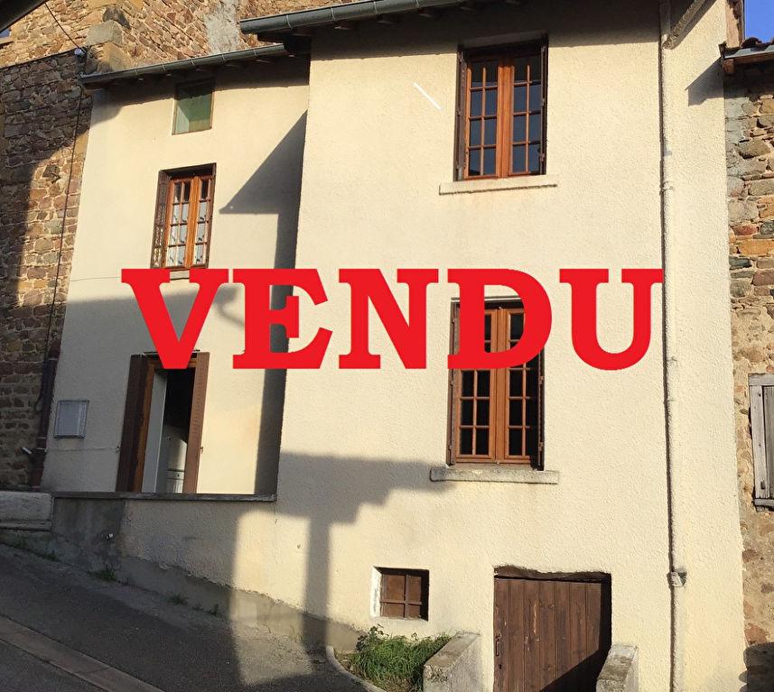 Jolie maison de village à 5 min ST ROMAIN DE POPEY