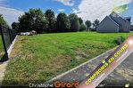 Terrain constructible de 452 m² , vialbilisé à LANDUJAN 35360.