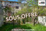 A vendre, maison-de-ville de 260m2 avec Jardin à Besse-sur-I