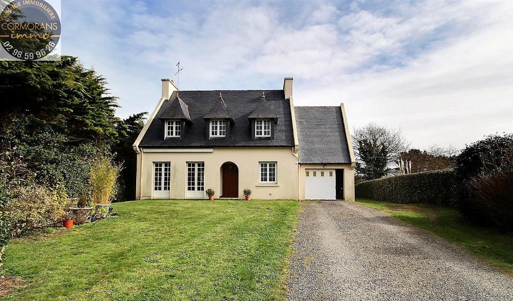 Belle maison 4 ch au calme à Plomeur côté Guilvinec