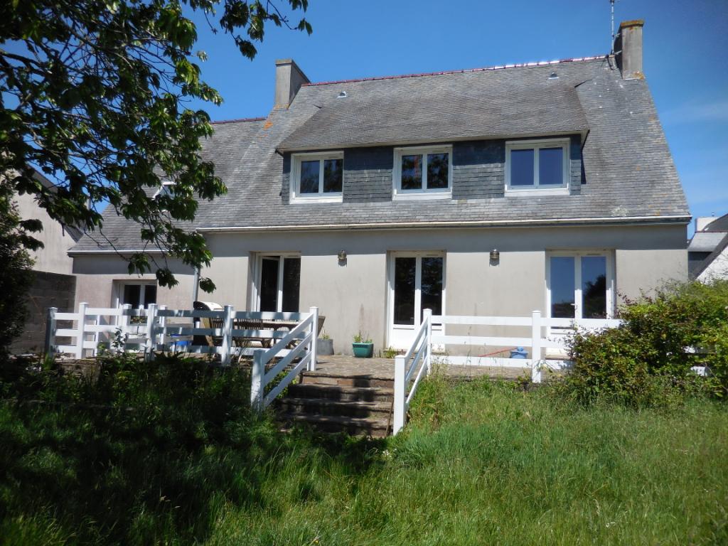 Grande maison familiale 7 ch à Plonéour Lanvern